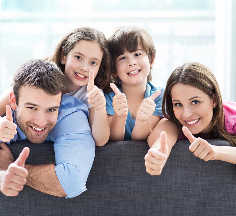 Rodzina nazdjęciu
